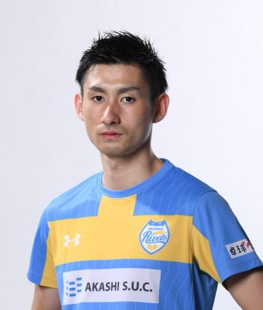 上田仁選手契約更新のお知らせ