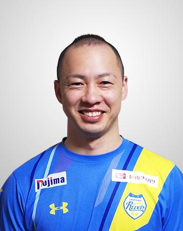 有田洋巳コーチ兼選手